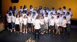 Concert de l'Escola Municipal de Música Cant coral, grups E i F