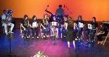 Concert de l'Escola Municipal de Música Grup de música tradicional folk-fusió