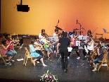 Concert de l'Escola Municipal de Música Orquestra de corda de Solsona