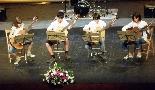 Concert de l'Escola Municipal de Música Quartet de guitarres
