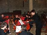 Concert de la Jove Orquestra de la Catalunya Central a Solsona