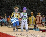Concurs de disfresses infantil del Carnaval 2011