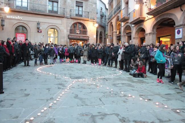 Dia Mundial del Càncer a Solsona 2014