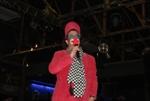 Concurs de disfresses infantils 2013 El presentador de l'acte, Pep Callau