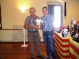 Trofeus a la Societat de Pescadors de Solsona