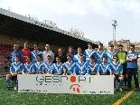Presentació CF Solsona 2010-11 El primer equip del CF Solsona