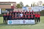 Presentació del Futbol Base Solsona Arrels