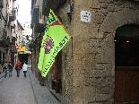 Preparatius Final Copa del Rei 2011 A l'Aixeta, pub blaugrana per excel·lència, ja oneja la bandera del Barça
