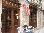 Preparatius Final Copa del Rei 2011 I al bar Castell, la blaugrana ja avisa que serà una nit màgica