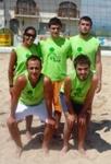 Campionat Volei Platja 4x4 El Pi 2011 Beach-i-Sua