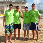 Campionat Volei Platja 4x4 El Pi 2011 Desperxats