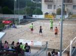 Campionat Volei Platja 4x4 El Pi 2011 El campionat es va jugar al Pi de Sant Just