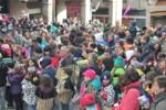 Arribada Carnaval infantil 2013