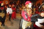Arribada del Carnestoltes 2012