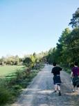 Primera caminada popular de Pinell