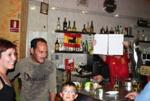 Celebració de l'Eurocopa 2012 En algun establiment fins i tot van fer porres del partit