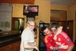 Celebració de l'Eurocopa 2012 Celebrant el tercer gol
