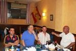 Celebració de l'Eurocopa 2012 Sopar i partit