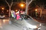 Celebració de l'Eurocopa 2012