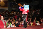 Concurs de Disfresses infantil Solsona 2014 Millor muntatge