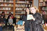Presentació llibre de contes a la Biblioteca de Solsona