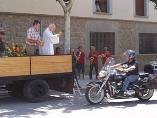 Celebració de Sant Cristòfol 2011 a Solsona