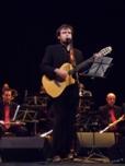 Roger Mas i la Cobla Sant Jordi en concert