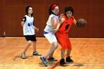 Entrenaments oberts de bàsquet femení