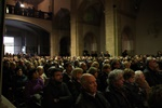 Funeral mossèn Ballarin Centenars de persones s'han congregat aquest dissabte a l'església de Santa Eulàlia de Berga, en una cerimònia per acomiadar el mossèn Josep Maria Ballarín (ACN)