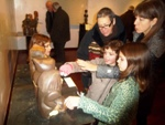 Exposició escultures Josep Casamiquela