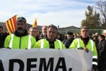 Manifestació Tradema 2013