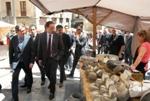 Inauguració de la Fira de Sant Isidre a càrrec del President de la Generalitat