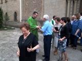 Entrada nou rector Mn. Lluís Tollar a Solsona