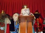 Arribada dels Reis a Solsona