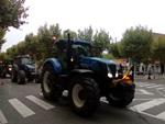 Tractorada del 3 d'octubre 2017