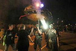 La Festa del Serpent de Manlleu