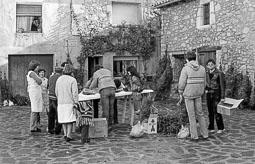 Fira de l'Avet d'Espinelves, 1981