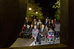 Acte d'homenatge al President Lluís Companys a Vic (2014)