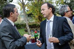 Dinar Cambra amb Antoni Bassas