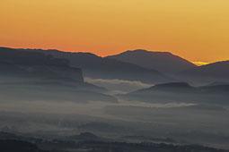 Osona: paisatge i meteorologia (octubre 2014)