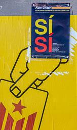 9-N: la campanya del «sí-sí»