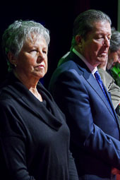 Lliurament dels Premis Literaris de Roda de Ter 2014