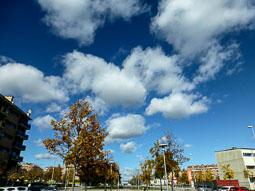 Osona: paisatge i meteorologia (novembre 2014)