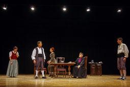 Teatre: «La roda i el foc» de Tona 78 Talia