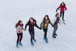 Badanadal de Manlleu 2014: pista de gel