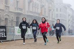 Cursa «Córrer amb el cor» solidaria amb La Marató de TV3