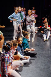 Dansa per La Marató de TV3 a Roda de Ter