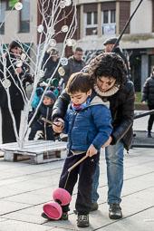 «Circ a la plaça» a Torelló