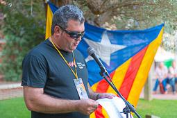 Marxa dels Vigatans 2014 a Roda de Ter