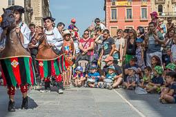 Festa Major de Vic 2015: Fem Llavi i Balls dels Caps de Llúpia
